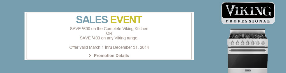 Viking appliances