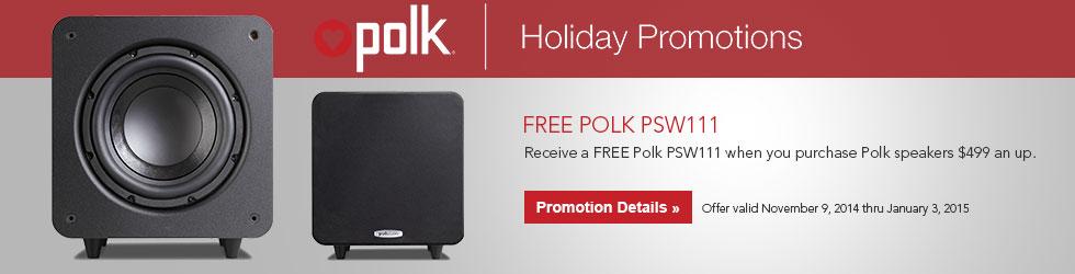 Polk electronics