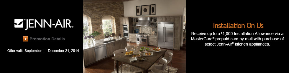 Jenn-Air appliances