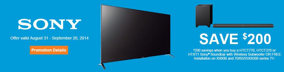 Sony electronics