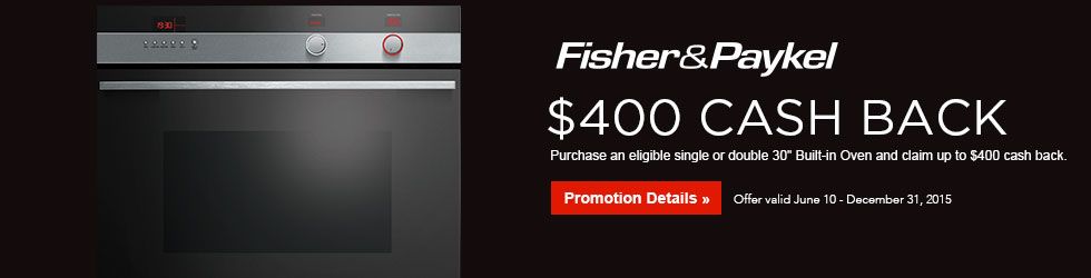 Fisher Paykel electronics