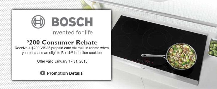 Bosch appiances