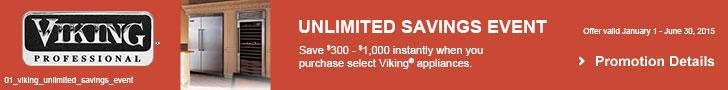 Viking appliances