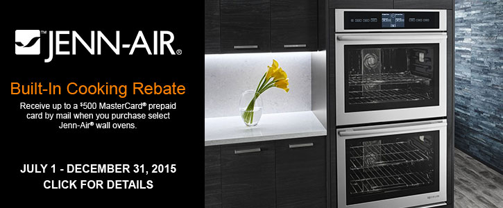 Jenn-Air appliances