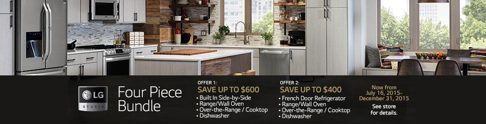 LG Studio Q3 Kitchen