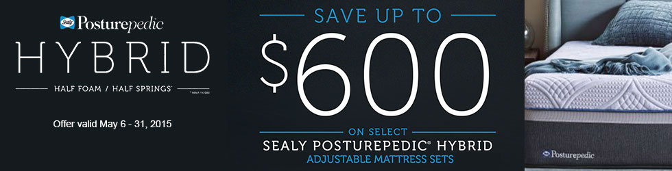 Sealy mattresses