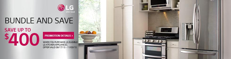 LG appliances