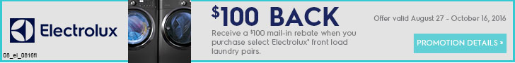 Electrolux Promotion