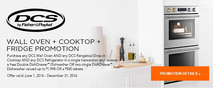 DCS appliances