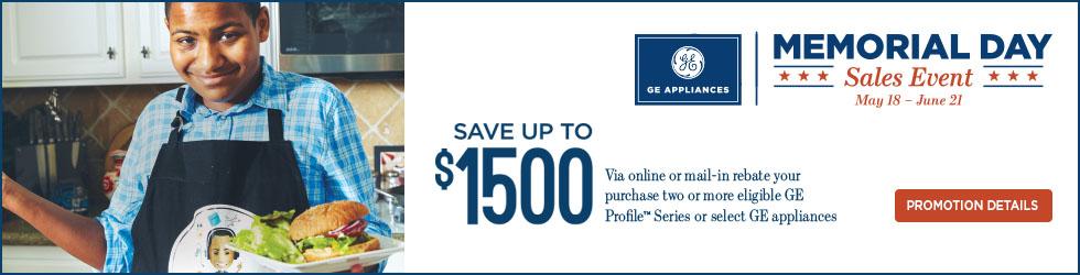 GE promotion