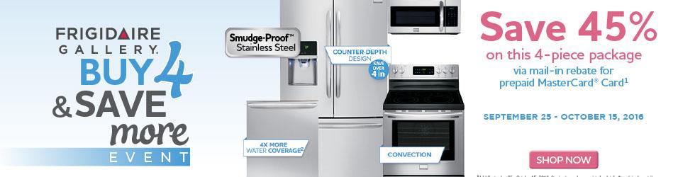 Frigidaire Appliances