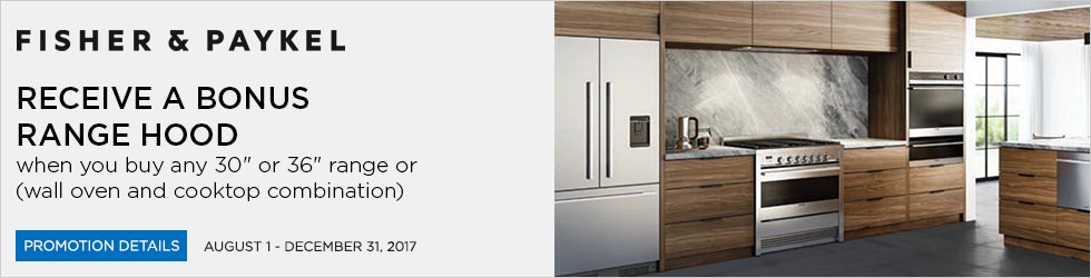 Fisher & Paykel appliance