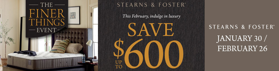 Stearns and Foster Mattresses