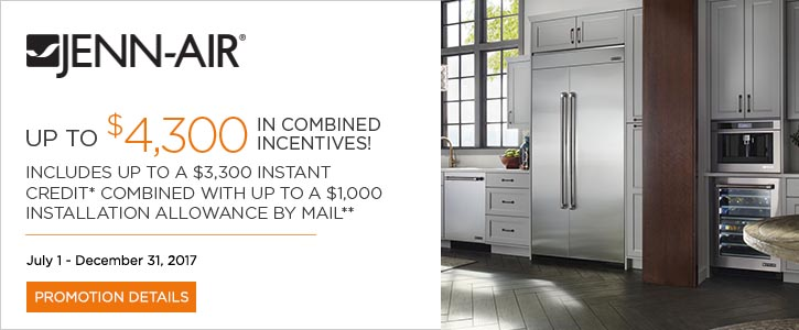 Jenn-Air appliance