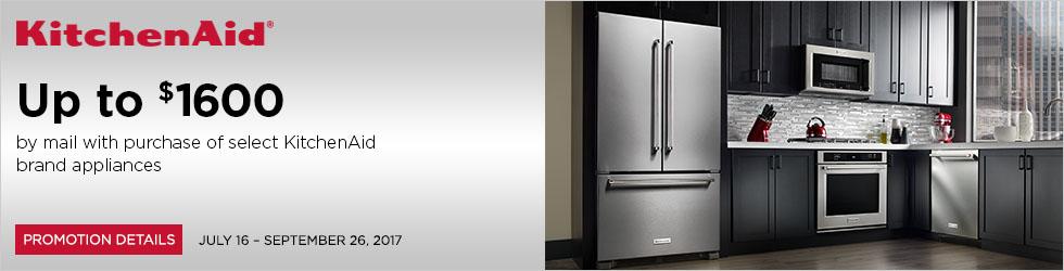 ... KitchenAid Appliances ...