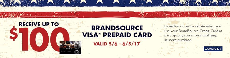 BrandSource Exclusive