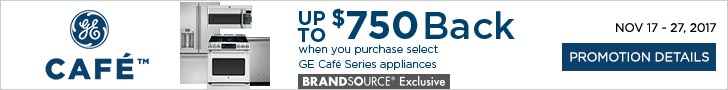 GE Cafe appliance