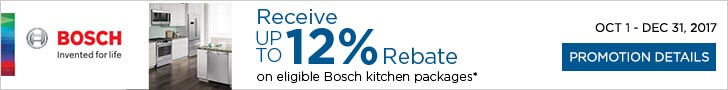Bosch appliance