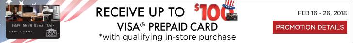 BrandSource Credit Card Offer