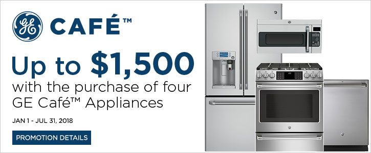 GE Café™ appliances