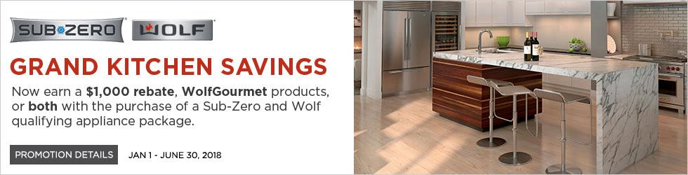 Subzero wolf appliances