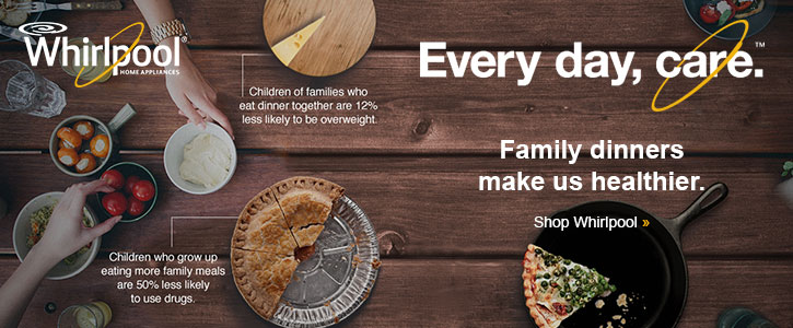 Whirlpool Cooking