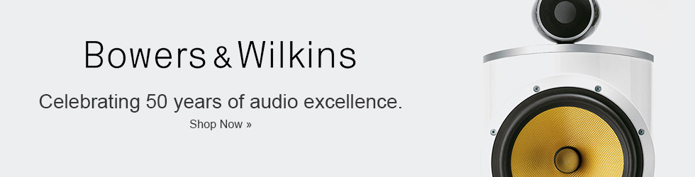 Bowers & Wilkins electronics