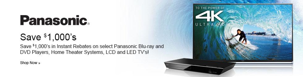 Panasonic electronics