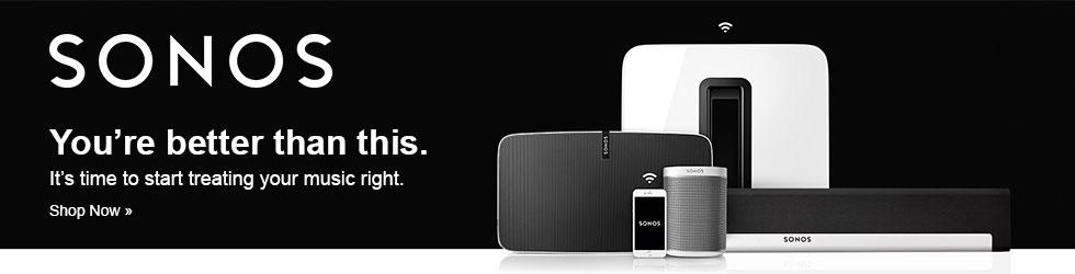 Sonos electronics