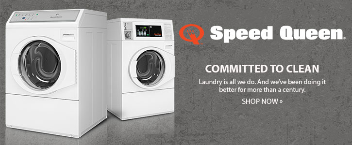 SpeedQueen appliances