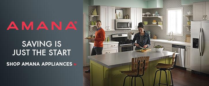 Amana appliances