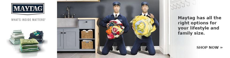 Maytag appliances