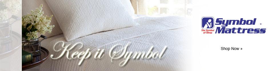 Symbol mattresses