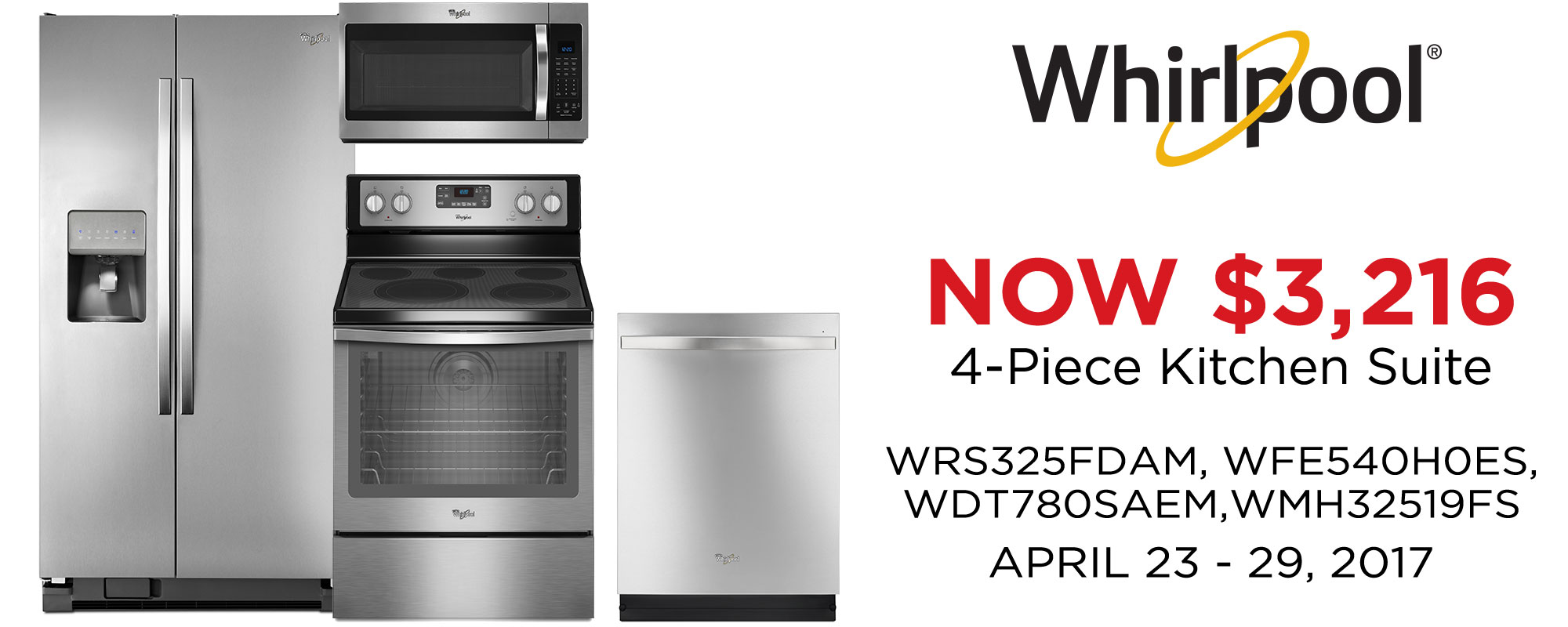 Whirlpool - | Heins Appliance and Refrigeration