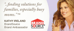 Kathy Ireland BrandSource Ambassador