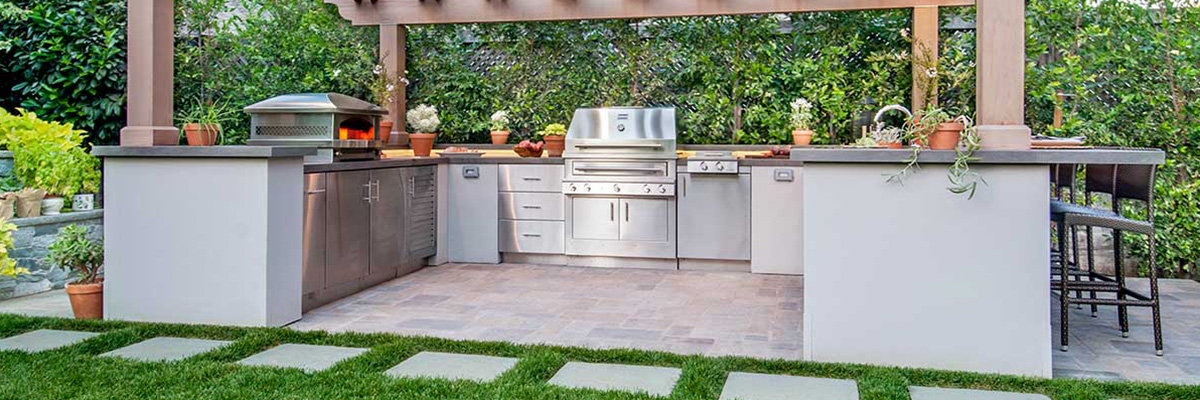 Outdoor Living Atherton Appliance Kitchens