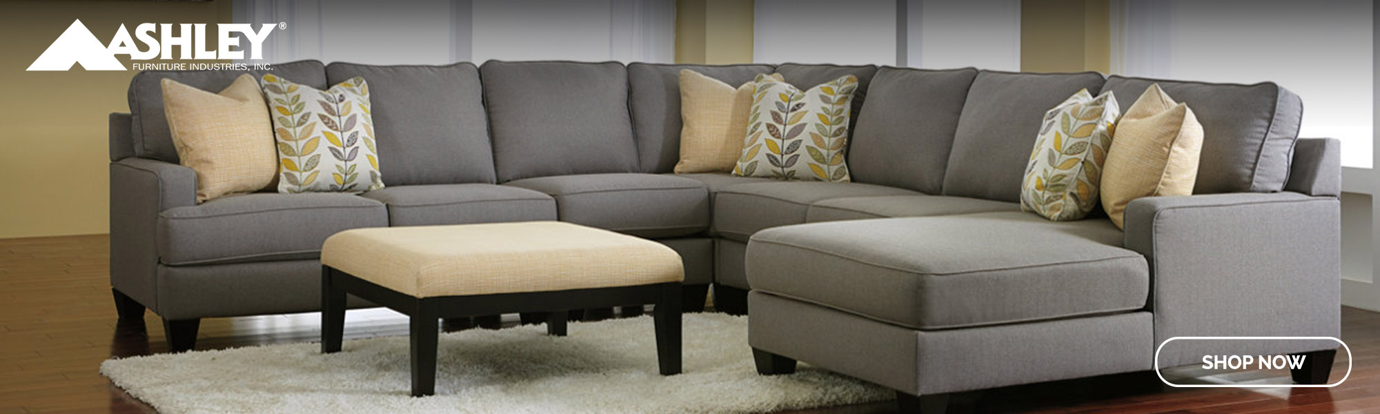 Ashley Furniture banner