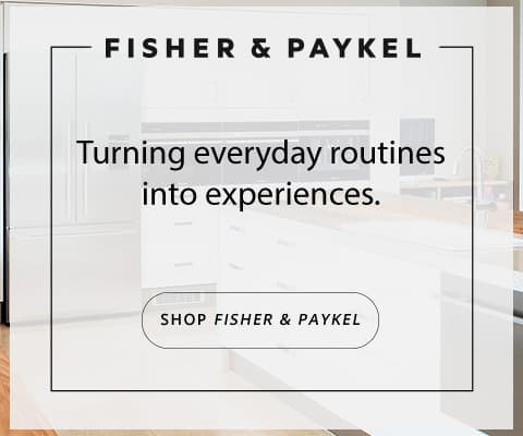 Fisher and Paykel banner