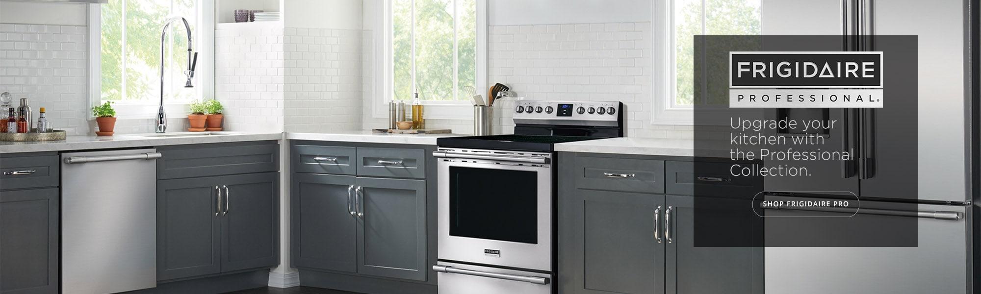 Fridgidaire Professional appliances