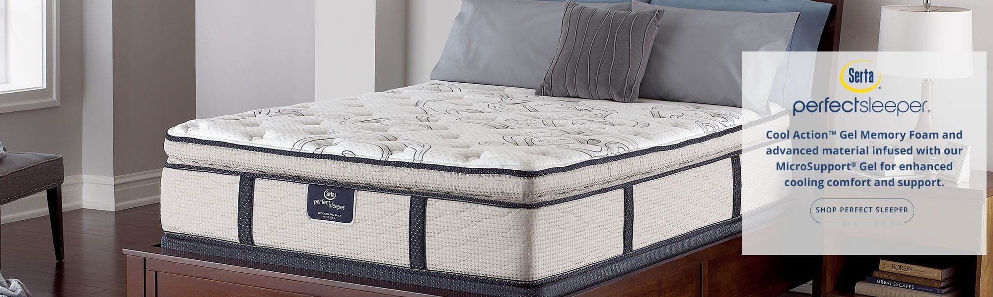 Serta Perfect Sleeper banner