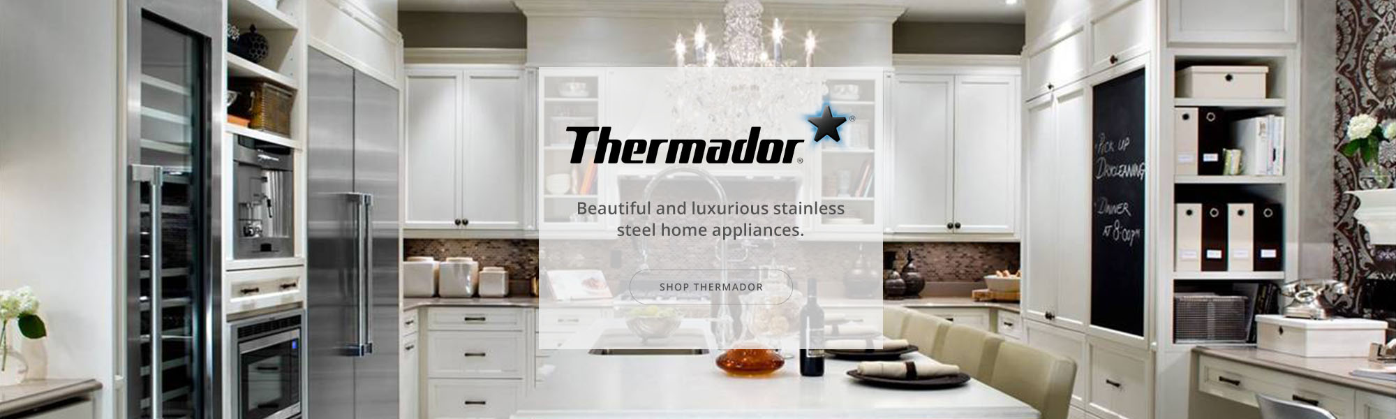 Thermador banner