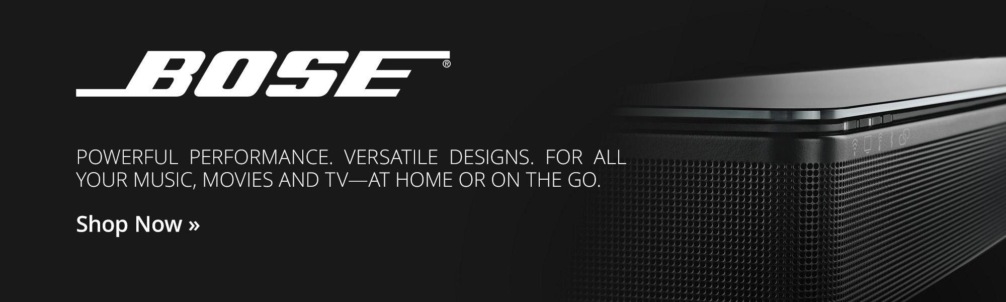 Bose Electronics