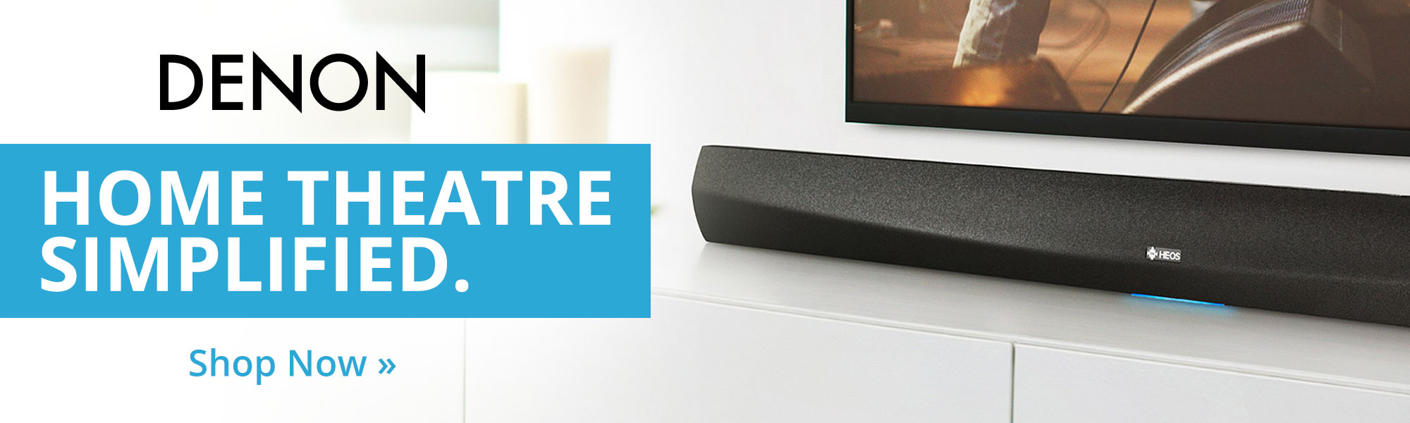Denon home theater simplified